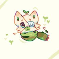 + sprout senpai + by MellowKun