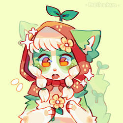 + flowers and plants + by MellowKun