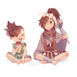 dororo what is thiss? by MellowKun
