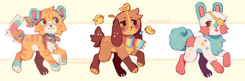mystery easter adopt auction | closed by MellowKun