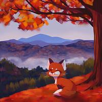 oh look! a fox!