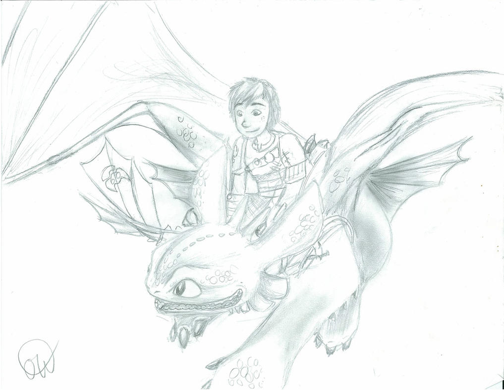 how to train a dragon book 2