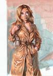 Model in coat 2 by SoftBoiledArt