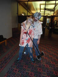 Zombies by awooo0