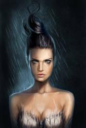 Rain by d-liliane