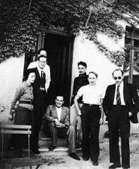 Bourbaki congress 1938