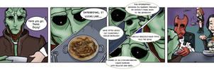 Mass Effect: Memories by morphindel