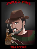 Masters of Horror -Wes Craven by morphindel