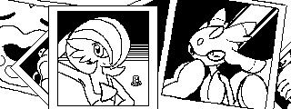 Miiverse drawings - Pokemon. Oh, Snap! by MandatoryImagination