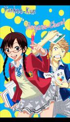 Yankee kun to Megane chan! by HikaHitmanR