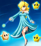 Rosalina, watcher of the stars