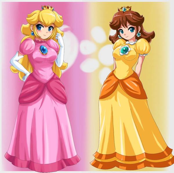 Unmasked Princesses by SigurdHosenfeld