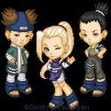 Team Ten by dilli-dalli