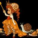 The Snail Princess by dilli-dalli
