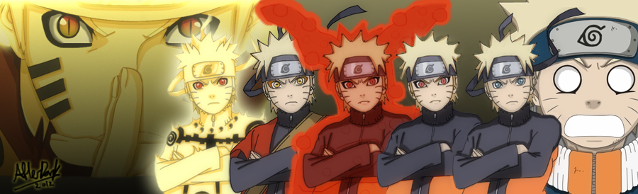 Naruto Time Line by AfterDark101