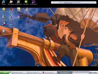 Treasure Planet by Masked-Muggle