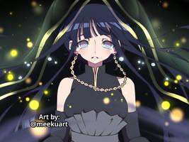 Hinata in Naruto the last by runawarie