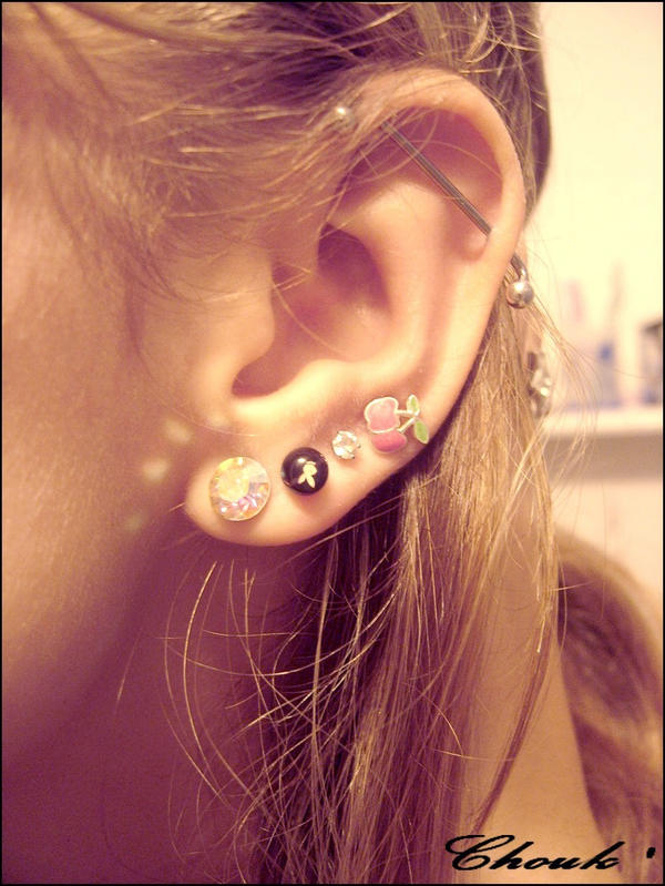 piercing by Choukx