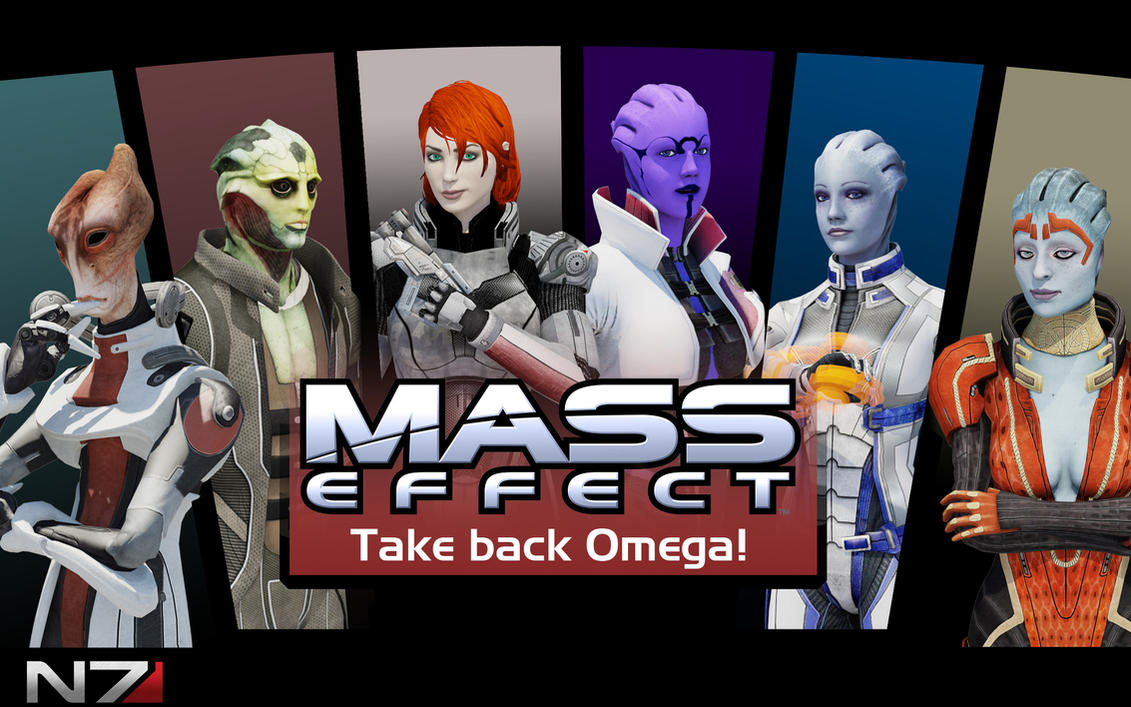 Ready to take back Omega? by RenderEffect-Dan