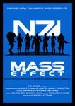 Mass Effect: The Movie Poster