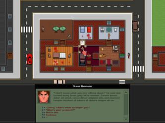 Random Roguelike Game - WIP by BrightBit