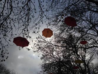 umbrella sky by happyjob