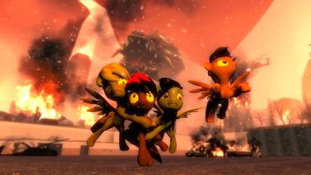 Invaders Must Die (R63)