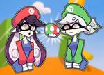 Super Squid Sisters