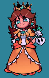 daisy doodle by Bitter-Box