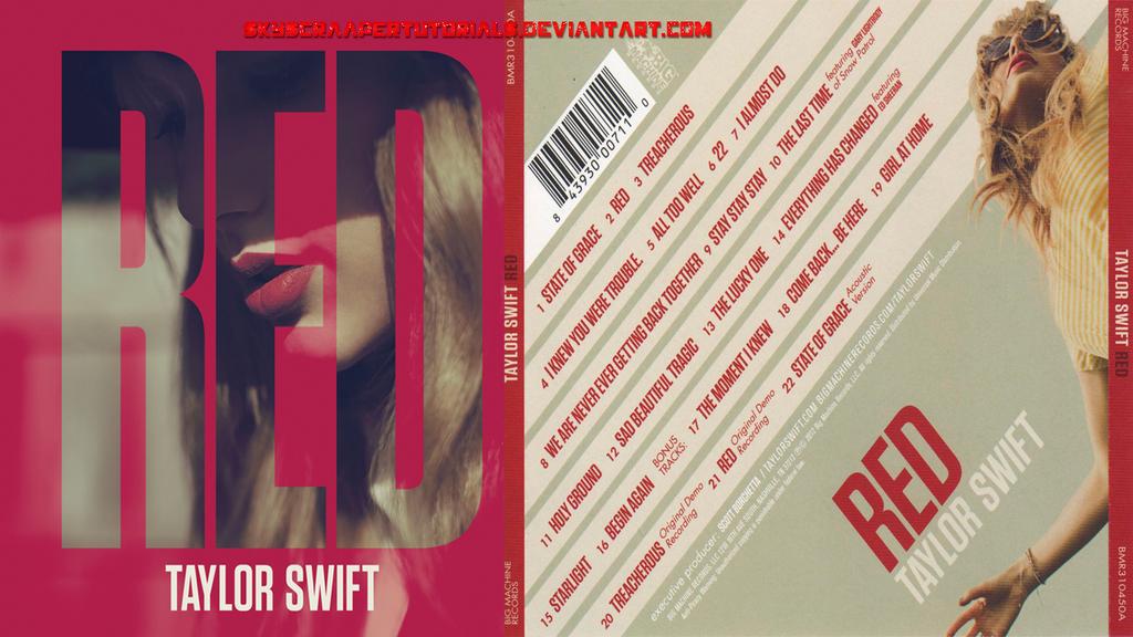 RED Deluxe Edition. by SkyscraaperTutorials on deviantART