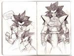 Radditz Sketches