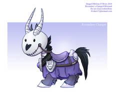 Warcraft: Chibi Deathcharger