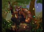 Topaz Night - Pandaren
