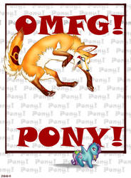 2004 - Blast from the Past: OMFG PONY!