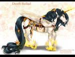 Death Ballad Demon Horse