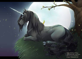 Overseer of the Stars - Aljan by frisket17