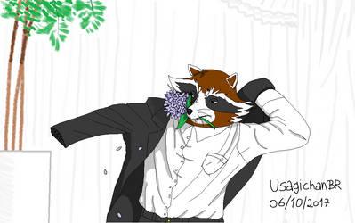 GOTG - Hydrangea(2) by UsagichanBR