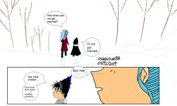 YYH - In The Middle Of Winter.