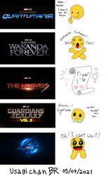 MCU - Marvel Movies Part 2 by UsagichanBR