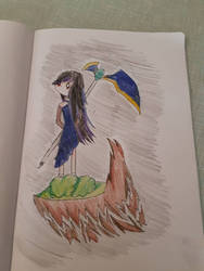 Emo girl with scythe is all i have to say by Wind-Master13