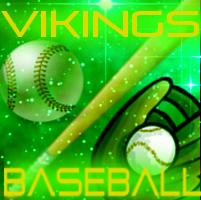 vikings baseball icon by AerialRocketGames