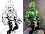 Ryan Ottley Savage Dragon