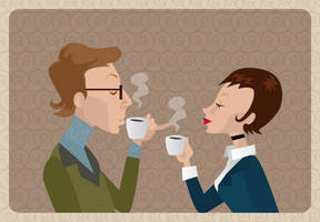 vector_coffee by CrazyPOZ