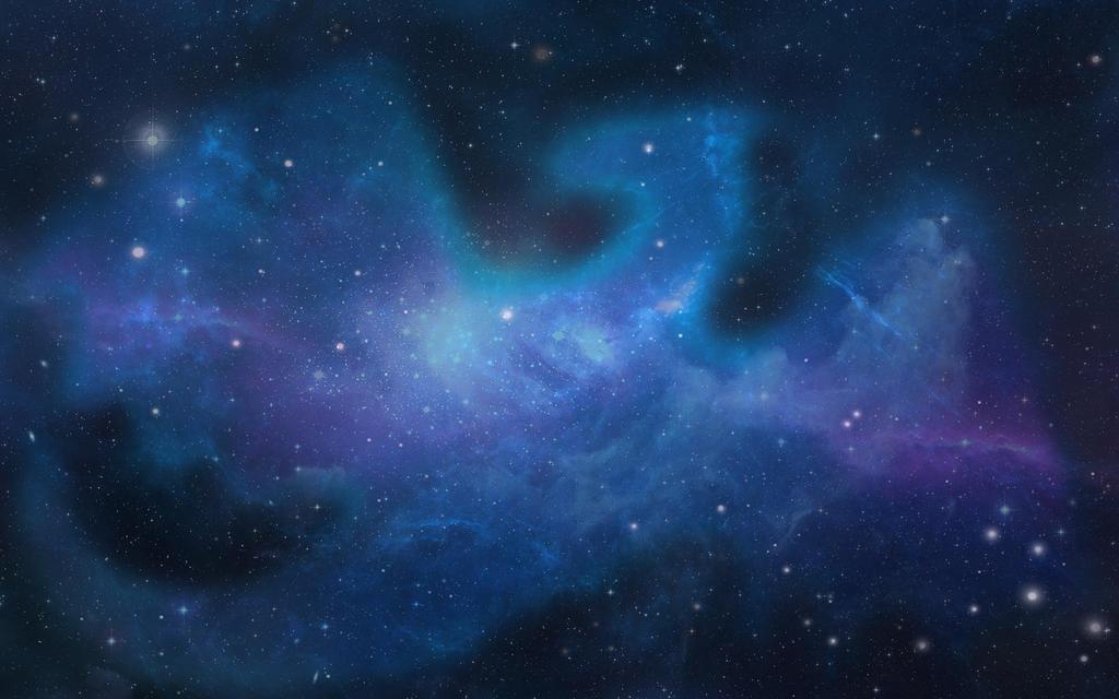 Blue Dragon Galaxy