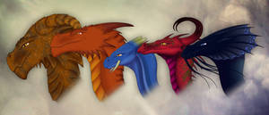 Temeraire and Friends