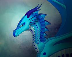 Peacock by xTheDragonRebornx