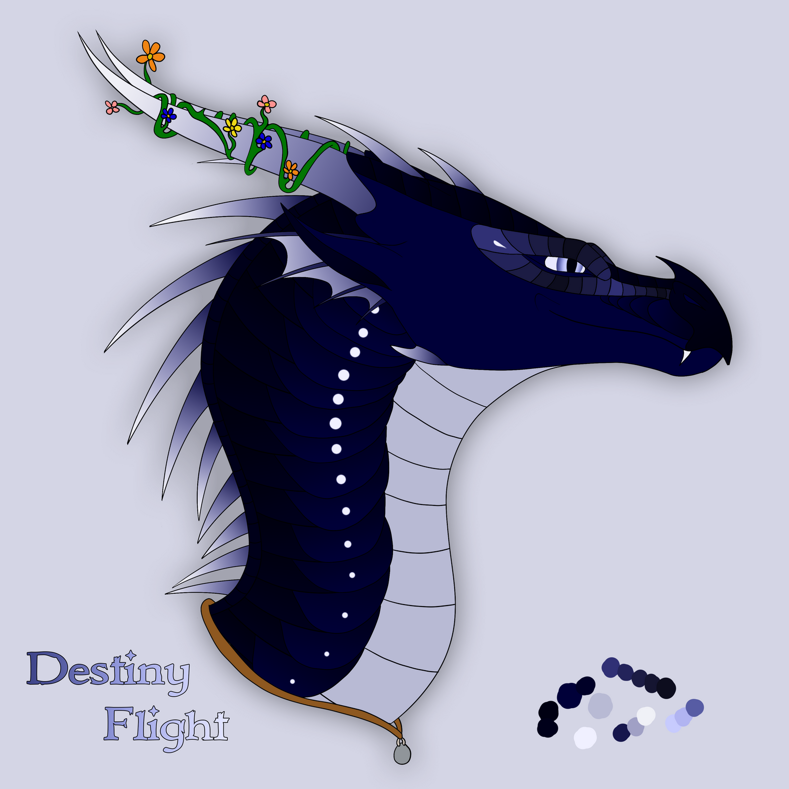 Destiny Flight by xTheDragonRebornx