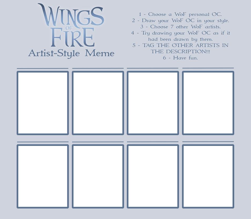 wings_of_fire_artist_style_meme_template_by_xthedragonrebornx da7o4mw wings of fire artist style meme template by xthedragonrebornx on