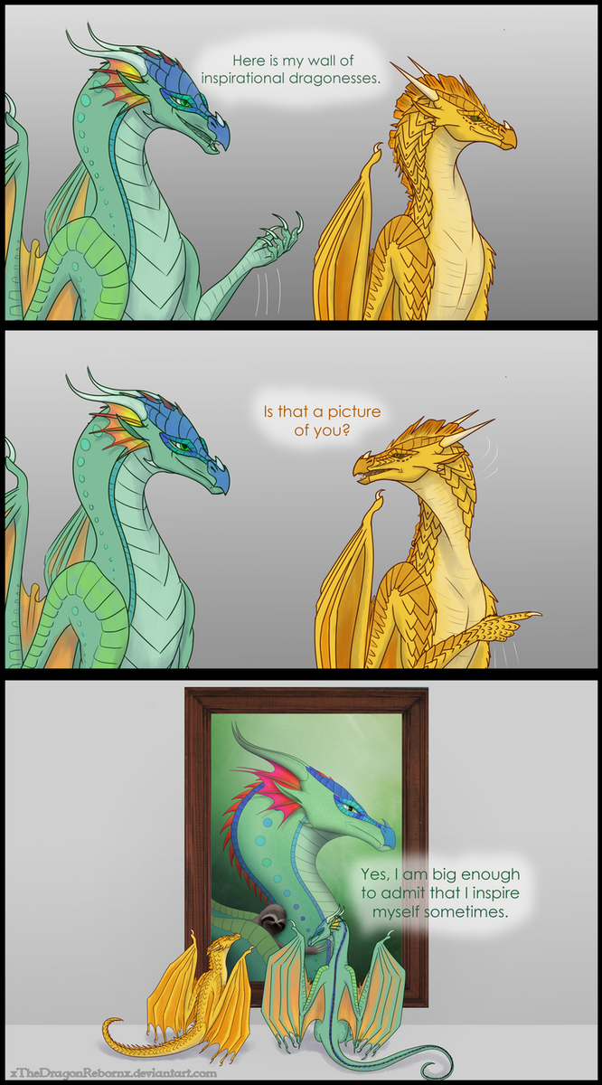 Inspirational Dragonesses By Xthedragonrebornx On Deviantart