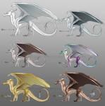 Swordwing Main Characters